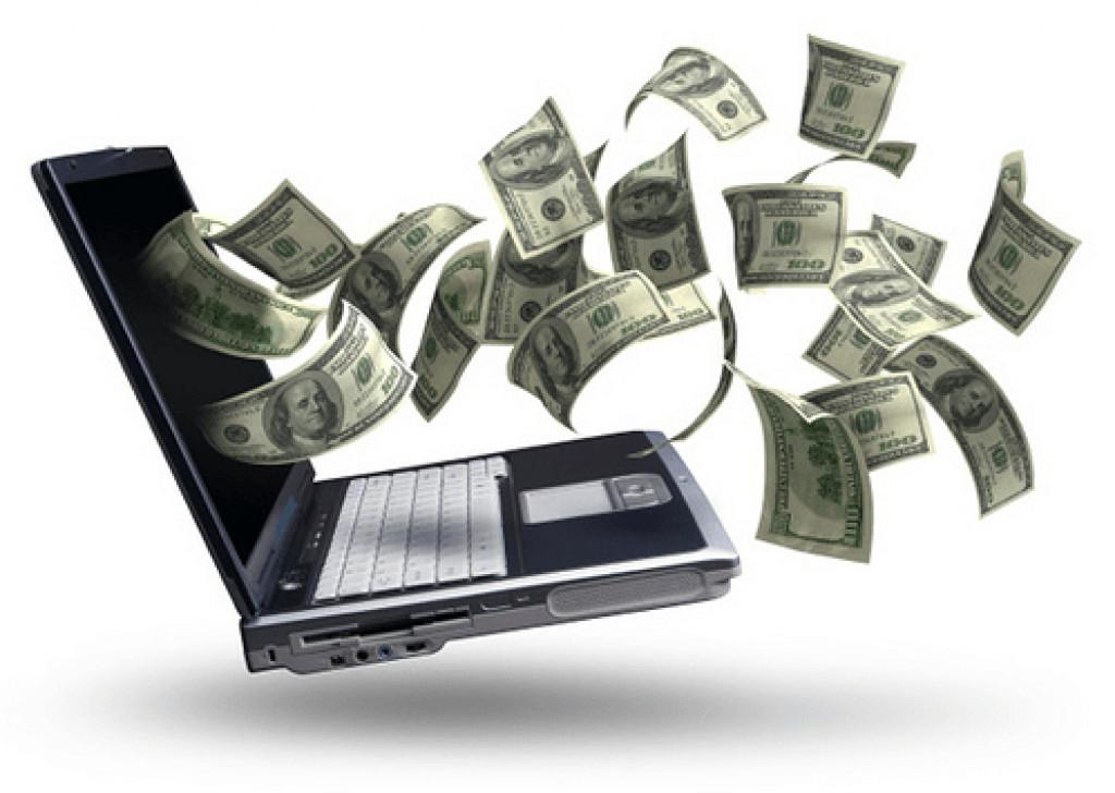 brug internettet til at tjene penge