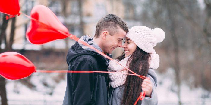 Romantisk gåtur
